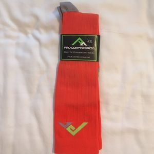 Pro Compression Marathon socks, size XS